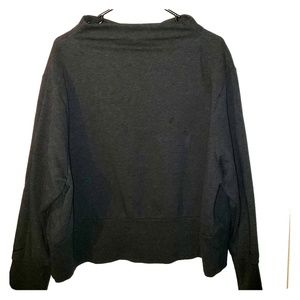Nike scoop neck sweater